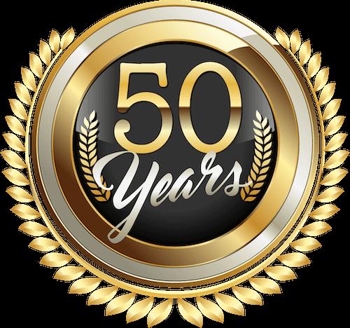 50 Successful Years